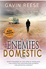 Enemies Domestic (An Alex Landon Thriller) Hardcover