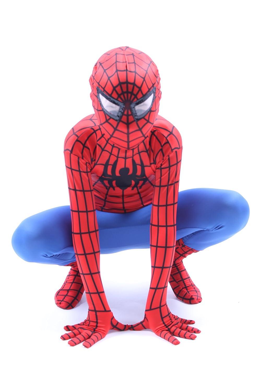 deluxe kids u0026 super hero spider big party costumes red