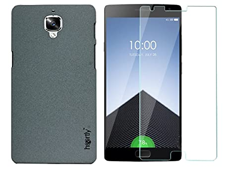 competitive price 26c82 4aaad Amazon.in: Buy Heartly Premium Sandstone Bumper Back Case Cover with ...