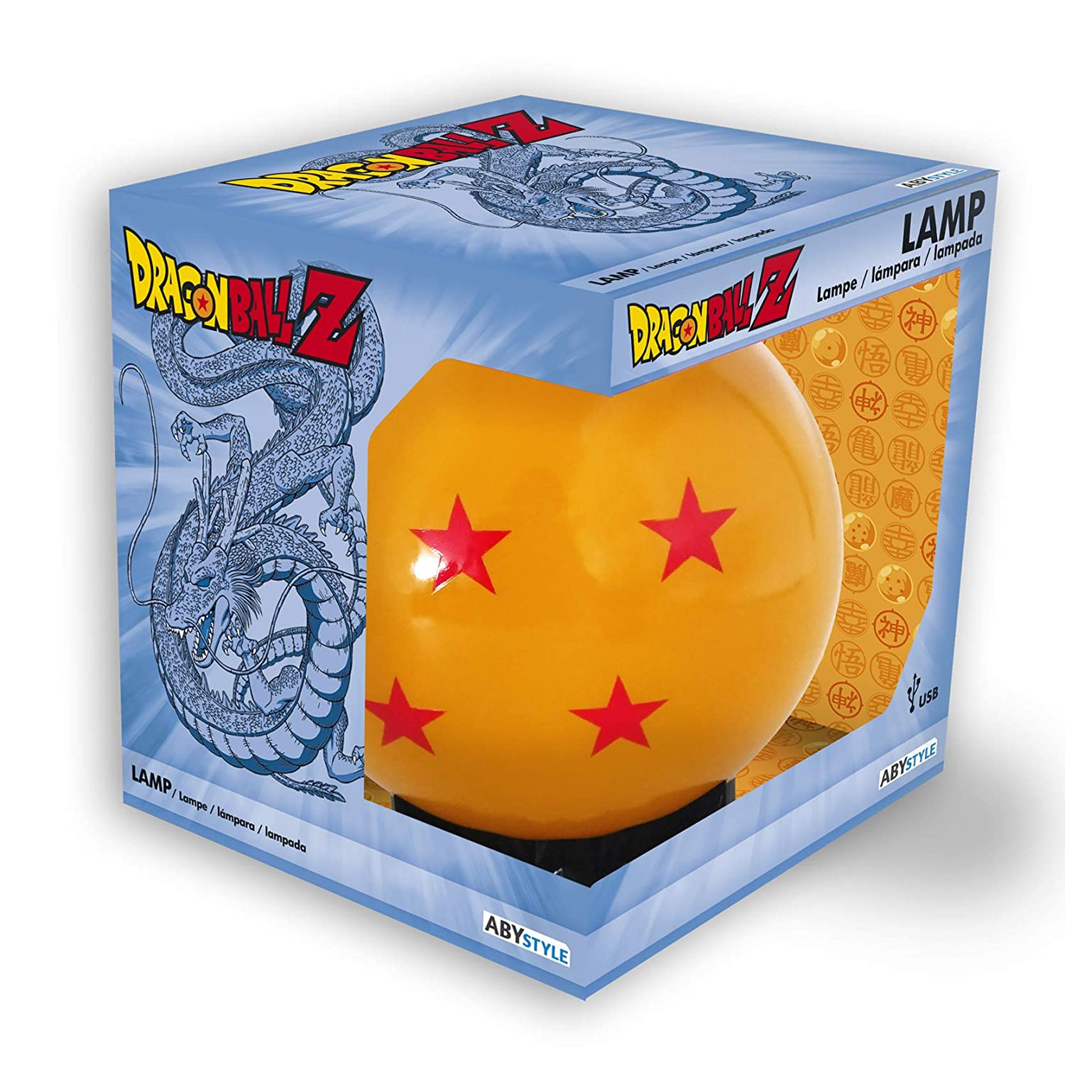 DRAGON BALL - Lamp -