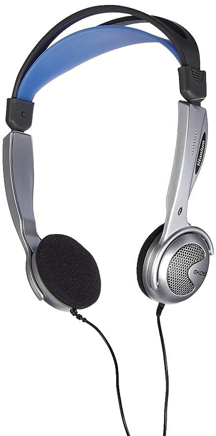 fe6e79f9af9 Amazon.com: Koss KTXPRO1 Titanium Portable Headphones with Volume Control:  Home Audio & Theater