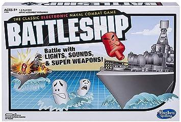 Hasbro Electronic Battleship Board Game