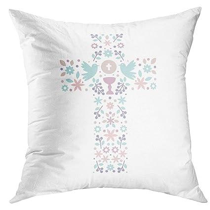 Mugod - Funda de almohada decorativa para sofá, cama ...
