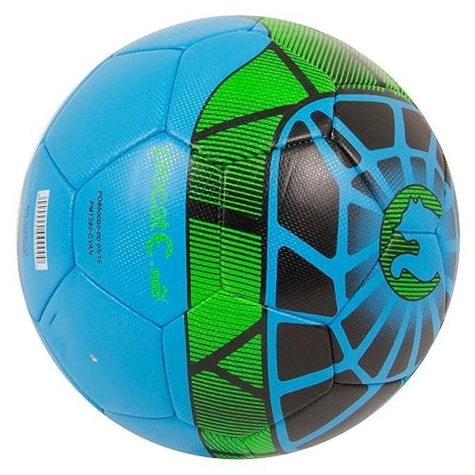 PUMAPROCAT Procat por Puma balón de fútbol - Color Negro/Azul ...