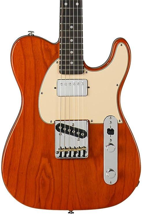 G & L antisatélite Classic Bluesboy guitarra eléctrica,: Amazon.es ...