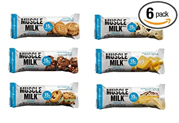 Muscle Milk Blue Peanut Butter CookieDouble Rocky RoadMint Cookie Crunch