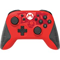 Hori - Horipad Inalámbrico Super Mario (Nintendo Switch)