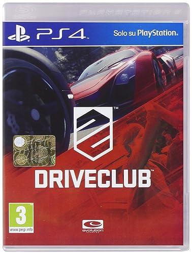 DriveClub: playstation 4: Sony: Amazon it: Videogiochi