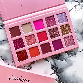 Amazon.com: glamierre pasión Berry paleta de sombra de ojos ...