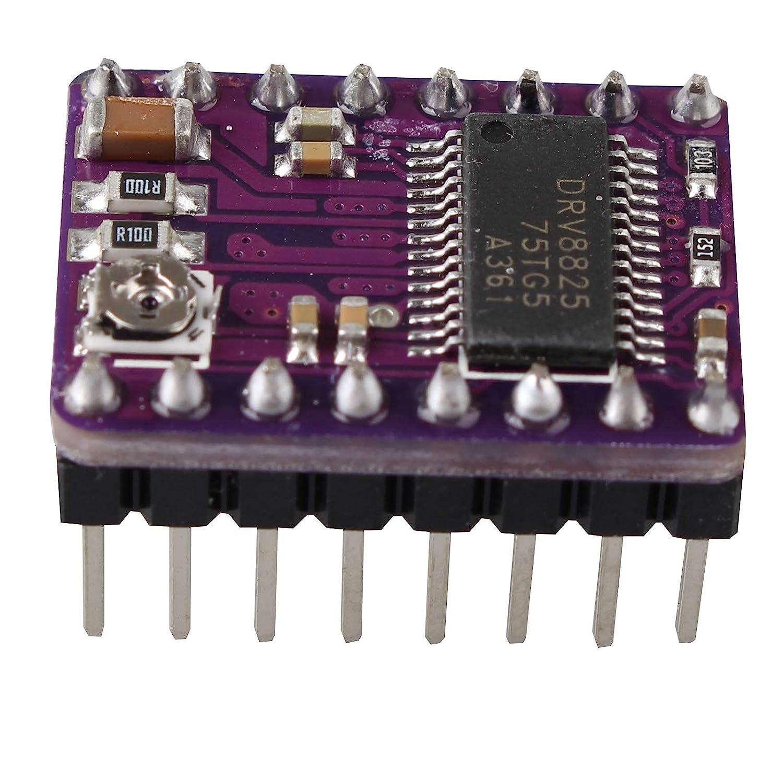 5 St/ück 4-lagiges PCB mit Mini-K/ühlk/örper f/ür 3D-Drucker Reprap Ramps1.4 A4988 StepStick DRV8825 Schrittmotor-Treiber-Treiber