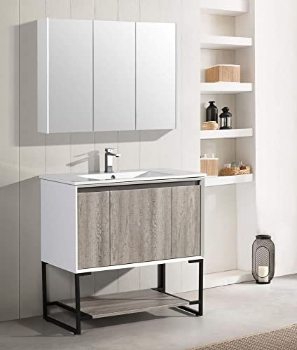 Swiss Madison Well Made Forever SM-BV143 Marseille Vanity