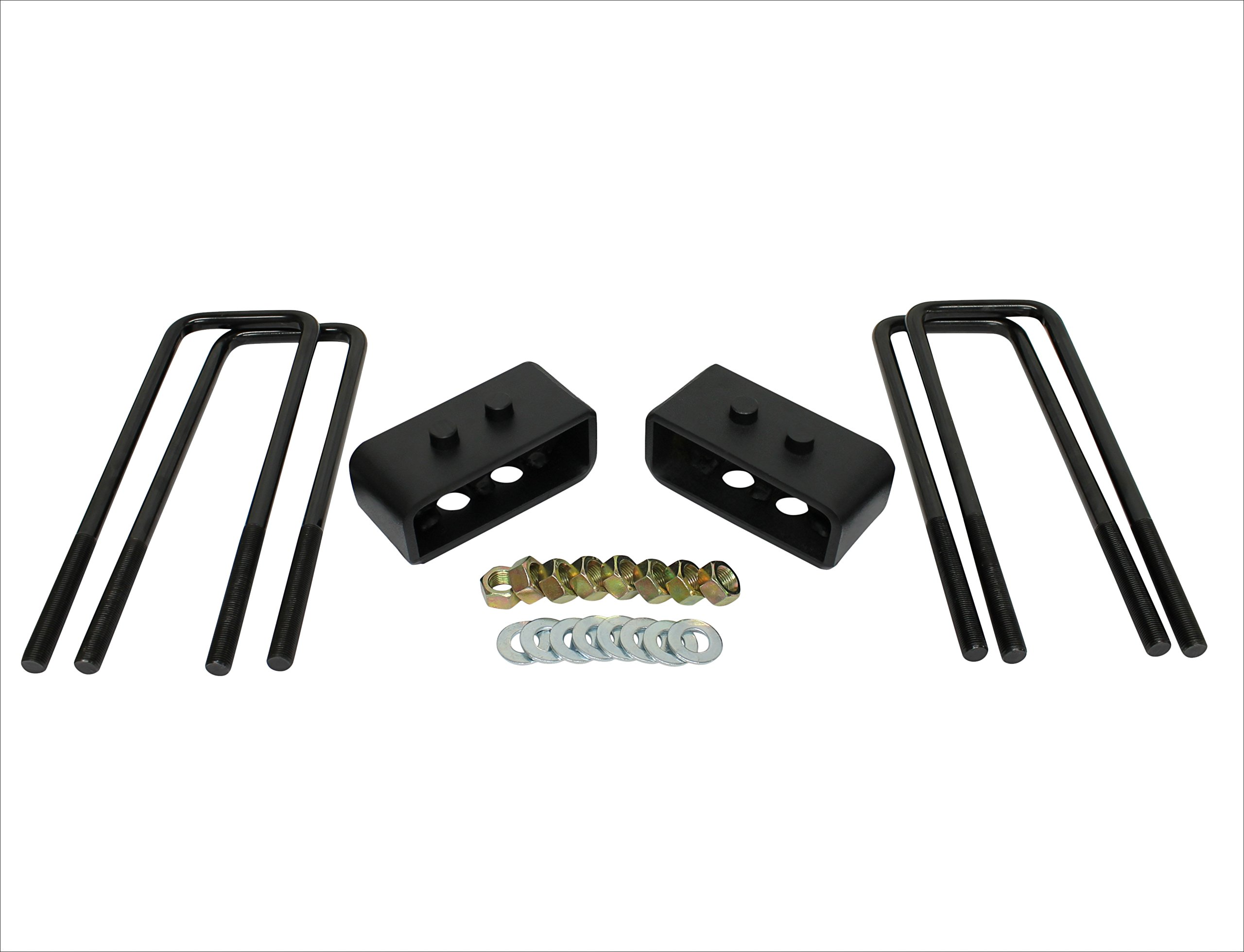 MotoFab Lifts F150-2R 2'' Rear lift kit for 2004-2017 FORD F150 2WD 4WD