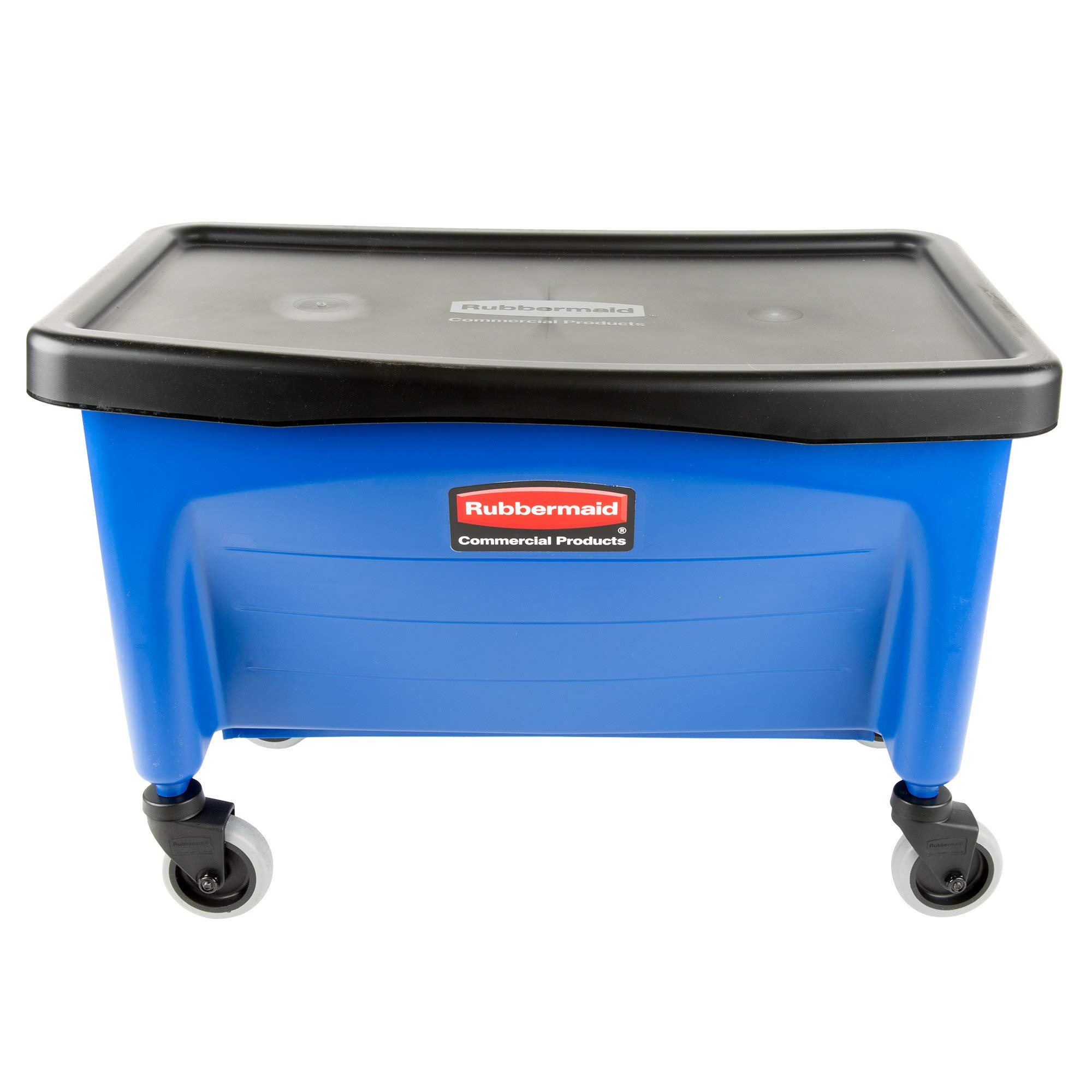 Rubbermaid Commercial Finish Mop Bucket with Wringer, 28-Quart, Blue by Rubbermaid Commercial Products