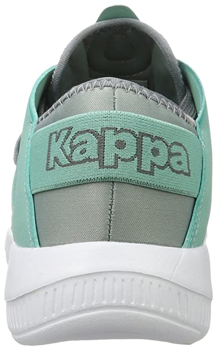 Kappa Horus, Zapatillas Unisex Adulto, Gris (1637 Grey/Mint), 41 EU