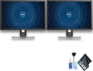 Dell UP3017 30 Inch 16:10 IPS Monitor Set with Deluxe Cleaning Set