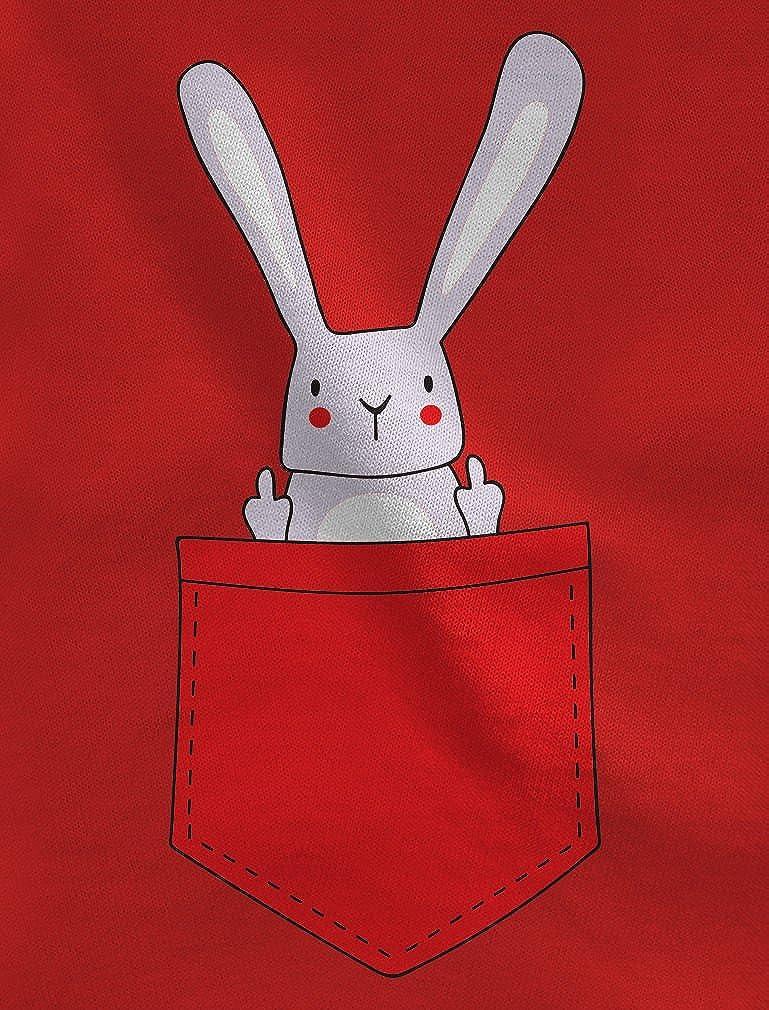 Funny Pocket Easter Bunny Singlet Tstars
