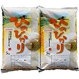 白米 九州 宮崎産 白米 ヒノヒカリ 10キロ (5キロ2袋入)平成30年産