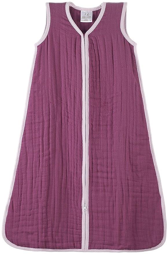 Aden + anais - Saco de Dormir de Muselina, tamaño pequeño, diseño ...