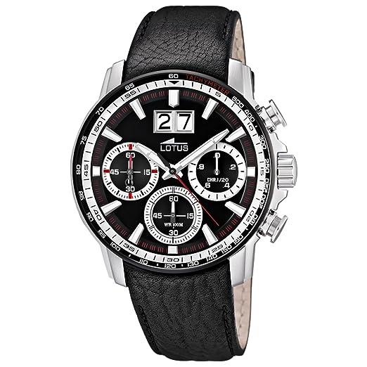 c3d084f3f394 Lotus L10115 - 3 - Reloj de pulsera de hombre