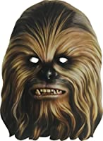 Official Star Wars Flat Paper Cardboard Masks