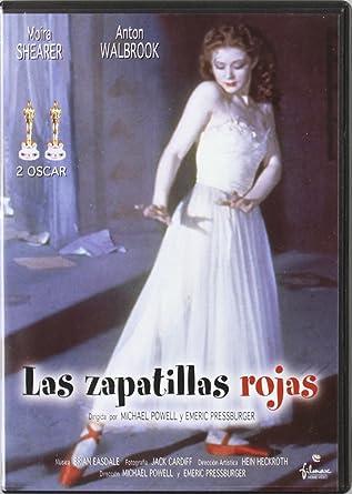 Las Zapatillas Rojas [DVD]