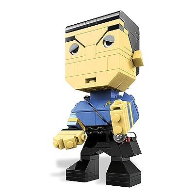 Mega Construx Kubros Star Trek Spock Building Kit: Toys & Games