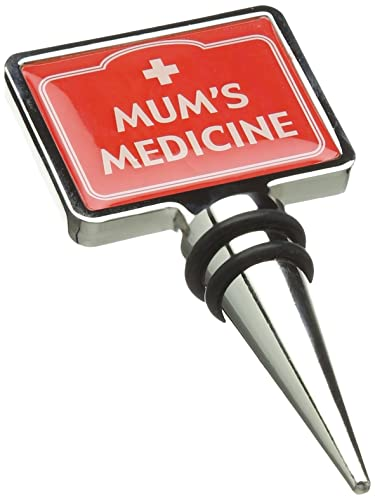 Boxer Gifts  Mum's Medicine Novelty Wine Bottle Stopper