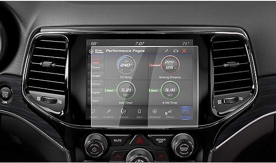 [TVPR_3874]  Amazon.com: 2019 2020 Grand Cherokee Uconnect Touch Screen Car Display  Navigation Screen Protector, RUIYA HD Clear TEMPERED GLASS Car In-Dash  Screen Protective Film (2019 2020 8.4Inch Navi) | 1196 Jeep Cherokee Dash Wiring |  | Amazon.com