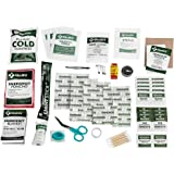 MediKit Deluxe First Aid Kit (115 Items) The Most Essential First Aid Supplies for Home, Sports, Travel, Camping, Office and The Workplace … (Green)