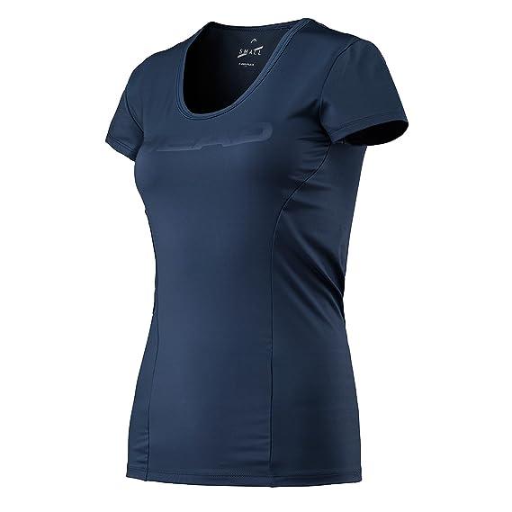 Head Vision Corpo Camiseta Deportiva, Mujer: Amazon.es: Ropa y ...