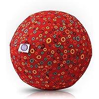 BUBABLOON BB de 17703Bubbles (Red)–Globo móvil, Rojo