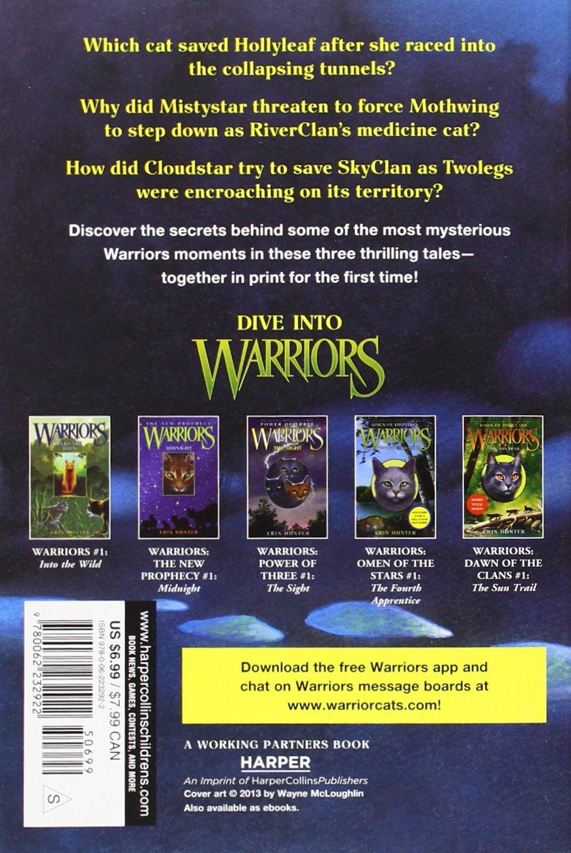 Warriors: The Untold Stories (warriors Novella): Erin Hunter, Wayne  Mcloughlin: 9780062232922: Amazon: Books