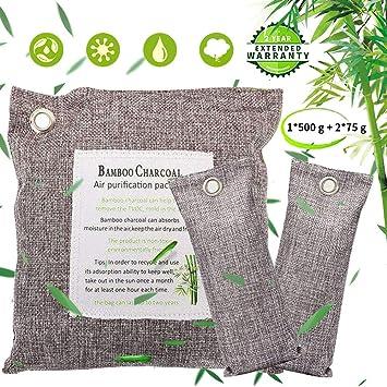 Amazon.com: Kosnail bolsas de purificación de aire, bolsas ...