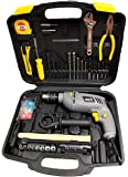 CAMEL BRAND 13 mm 850W Impact Drill Machine with Reversible Function (100 Accessories)