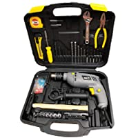 CAMEL BRAND 13mm 850W Impact Drill Machine With Reversible Function + 100+ Drilling Accessories