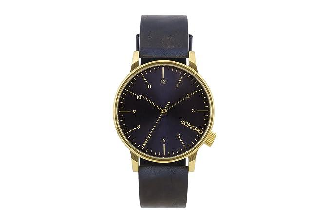 Komono Reloj Winston Regal Blue Series