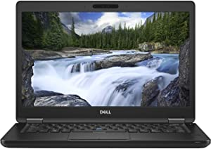 "Dell Latitude 5491 14"" 1920 X 1080 LCD Laptop with Intel Core i7-8850H Hexa-core 2.6 GHz, 16GB RAM, 256GB SSD"
