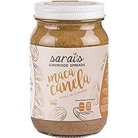 Sarai´s Crema de Almendra con Maca y Canela