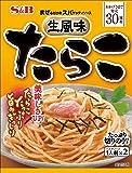 S&B 生風味スパゲッティソース たらこ 53.4g