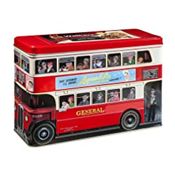 Walkers Shortbread Scottish Biscuit Selection, 15.8-Ounce London Bus Tin | amazon.com