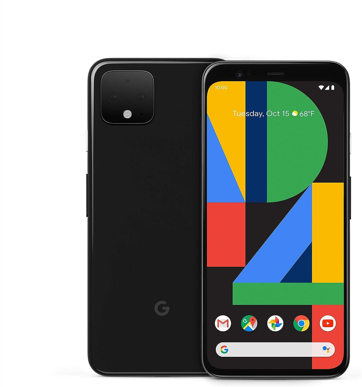 Google Pixel 4 - Just Black - 128GB - Unlocked
