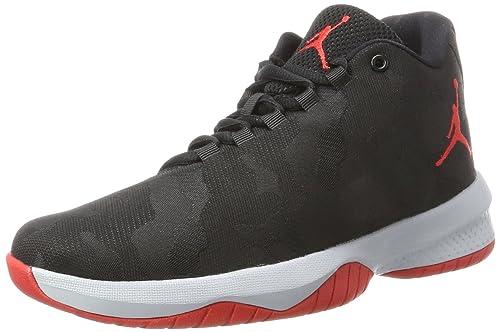 Nike Jordan Fly Bg Zapatos de Baloncesto para Niños Negro