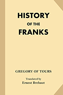 the history of the franks thorpe lewis tours gregory of