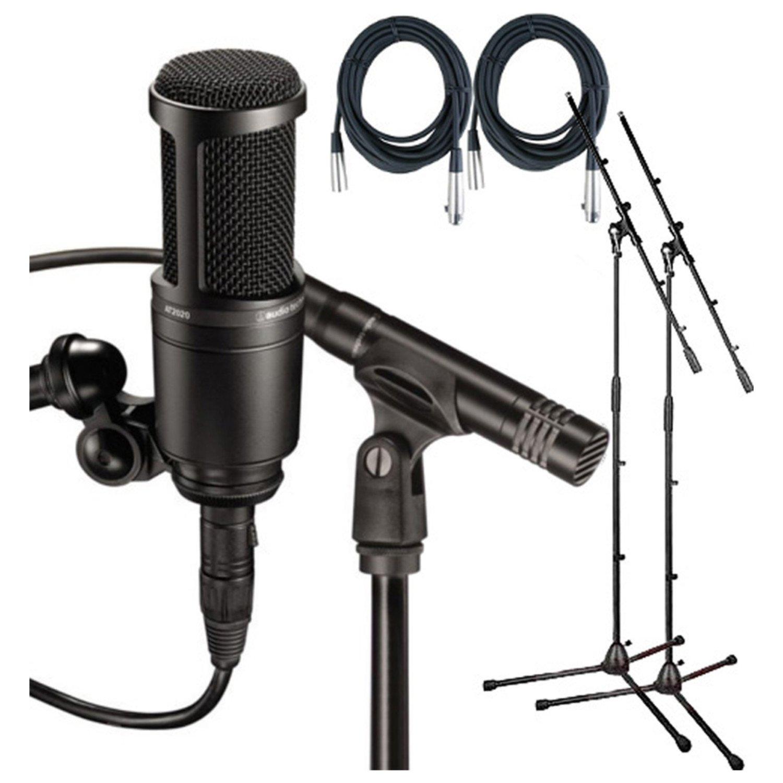 Microfono Audio Technica AT2041SP Studio Pack w/Mount , C...