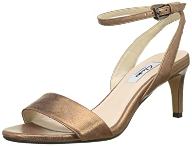 Clarks Amali Jewel Or et bronze WpfJo