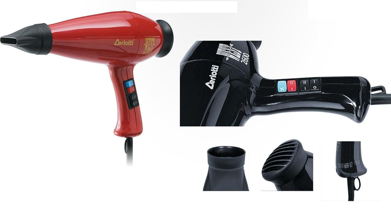 West Ceriotti Electric 2600 Profi-los secadores de pelo colour negro: Amazon.es: Salud y cuidado personal