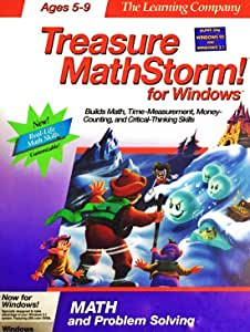 Amazon.com: Treasure MathStorm!