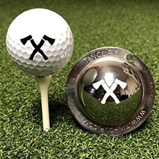 product image for Tin Cup Lumberjack Golf Ball Custom Marker Alignment Tool