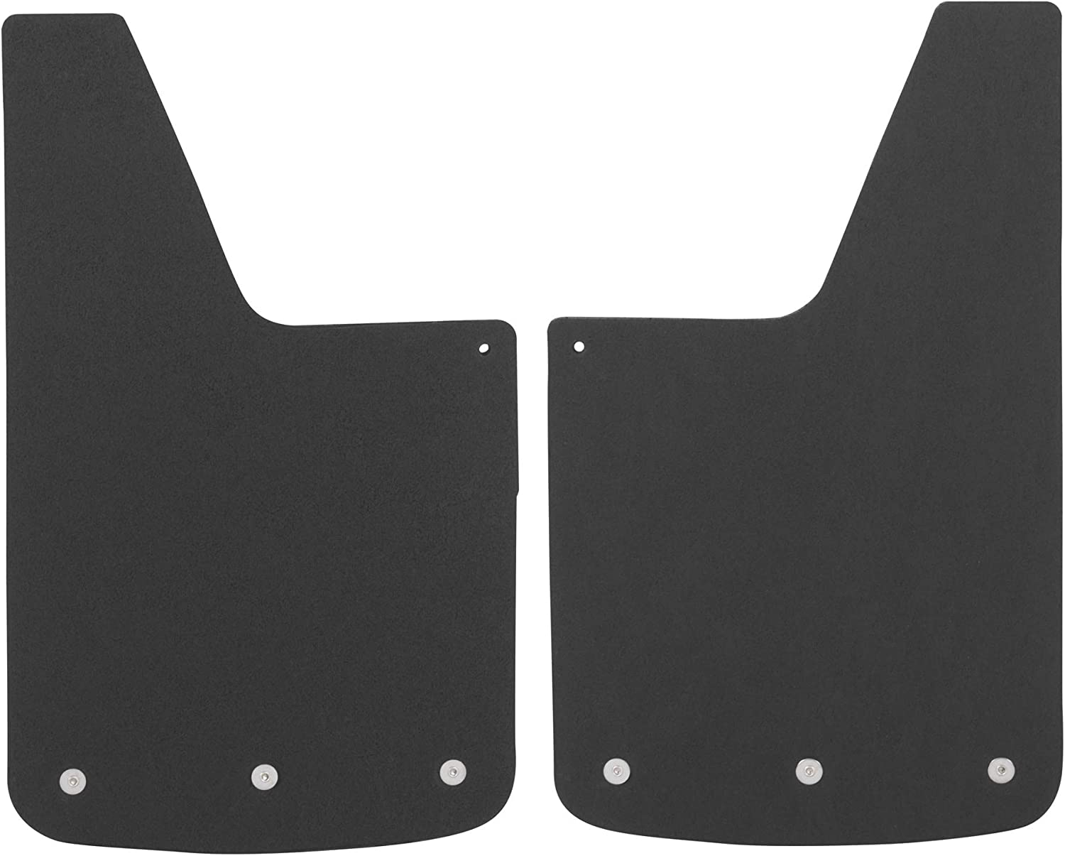 Select Ram 1500 LUVERNE 250936 Front 12-Inch x 23-Inch Textured Rubber Mud Guards