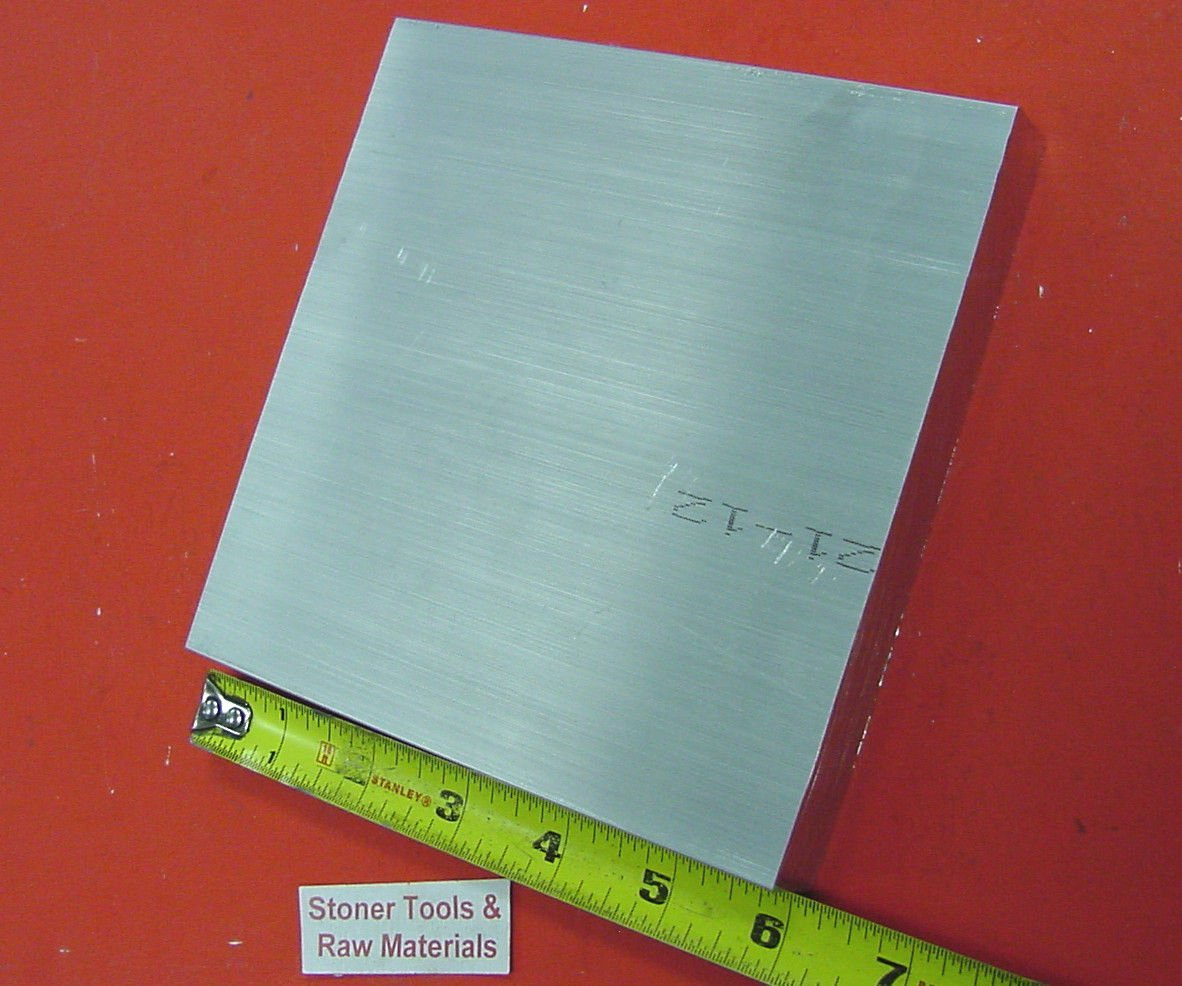 "3//4/"" X 6/"" ALUMINUM 6061 FLAT BAR 15/"" long T6511 .750/"" Solid Plate New Mill Stock"